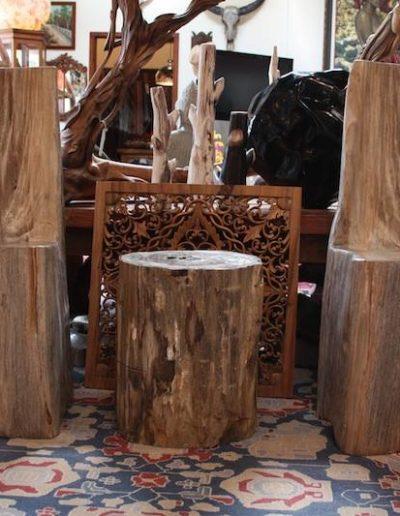 Artículos de madera de xilópalo